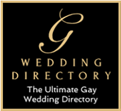 G Weddings directory logo