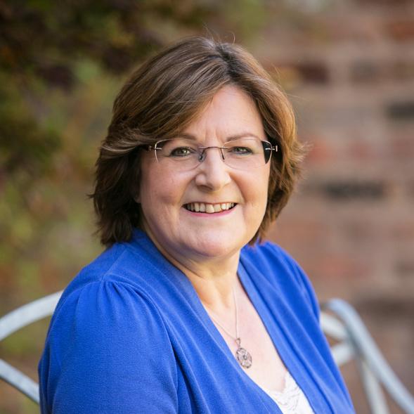 Sue Willamson - celebrant