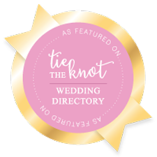 Featured in Tie the Knot Wedding Directory